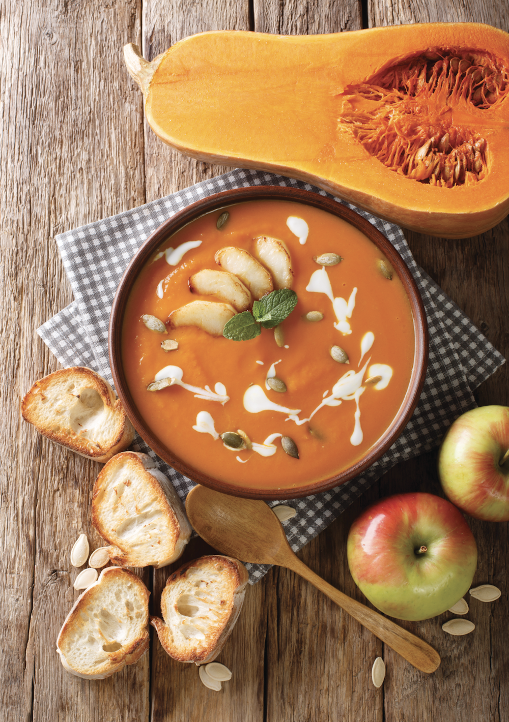 Healthy Eating Tips for October