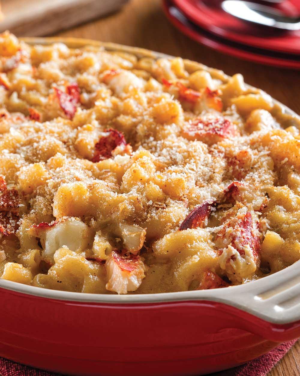 Cheesy Baked Macaroni and Cheese