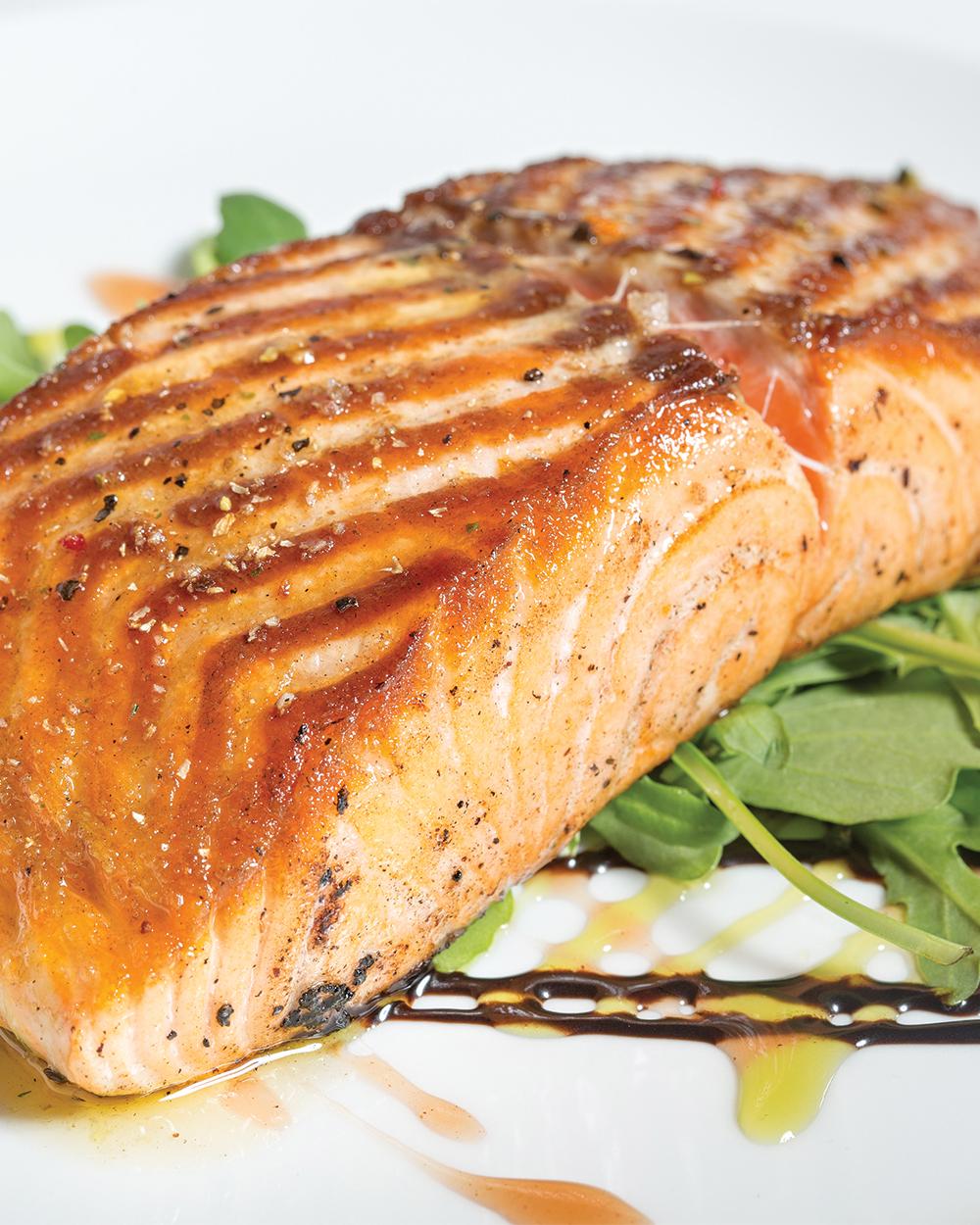 Baked Citrus Salmon