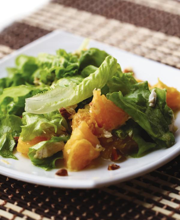 Chilled Sweet Potato Salad
