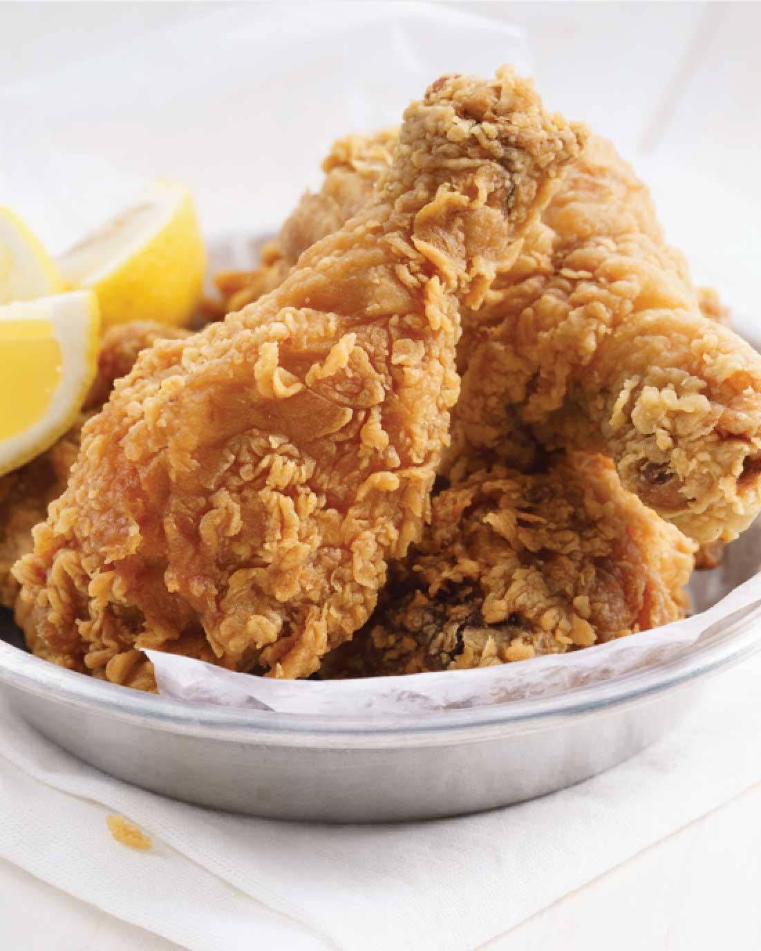 The Best Chicken Fried Chicken